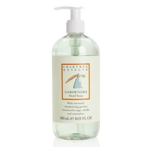 🆕️  Crabtree & Evelyn Gardeners Hand Soap 16.9 oz